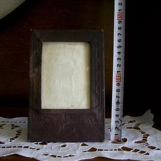 Старинная рамочка для фото, фоторамка