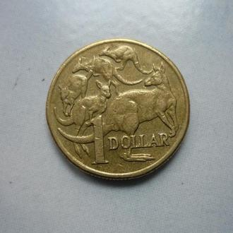 Австралия 1 доллар 2006 фауна