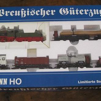 Fleischmann 4891 набор прусского/K.P.E.V./грузового /поезда 1:87/H0