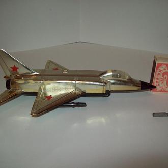 Самолёт заводной времён СССР