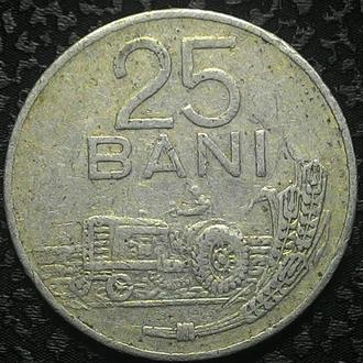 Румыния 25 бани 1982 год
