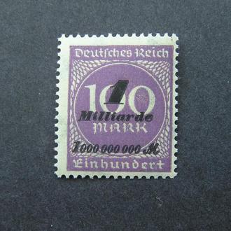 Германия Рейх-№331 MNH