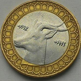Алжир 50 динар 1992 год ОТЛИЧНАЯ!!