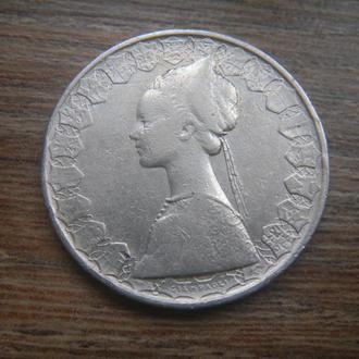 Италия 500 лир 1959 серебро (K1/1)