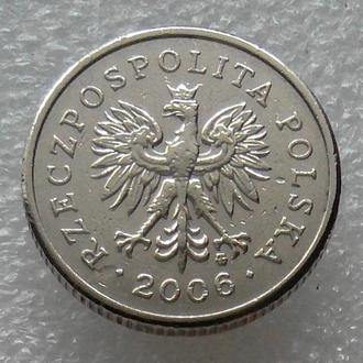 Польша 20 грош 2006 года