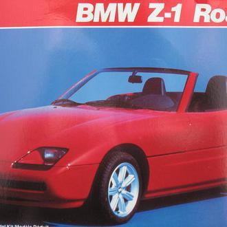 Сборная модель BMW  Z-1 Roadster 1:24 Revell 7438