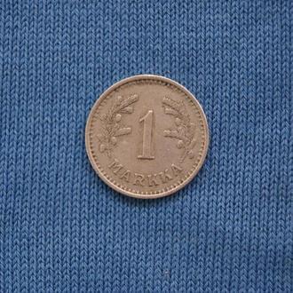Финляндия 1 марка 1937 г