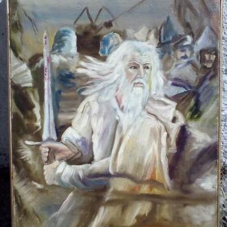 Гэндальф воин