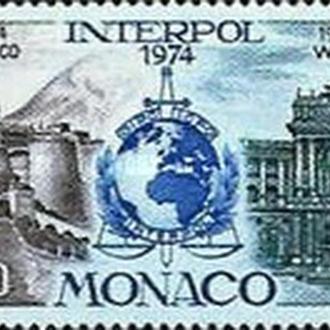 Монако 1974 Интерпол