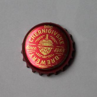 "Крышка пиво ""CHERNIGIVSKE"""