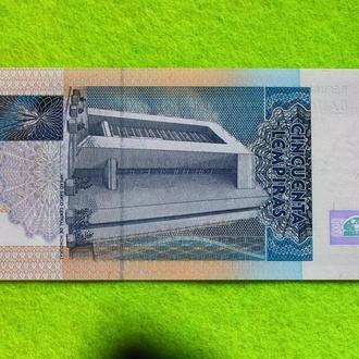 Гондурас 50 лемпирас UNC