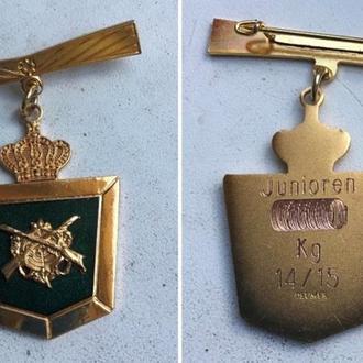 медаль стрелок