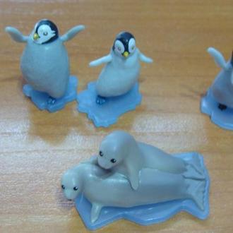 пингвины за 3 шт