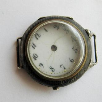 СЕРЕБРЯНЫЙ КОРПУС и Циферблат к старинным часам