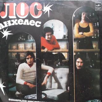 Лос Анхелес  Мелодия 1978. еx/ex+