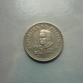 Филиппины 25 сентимо 1981