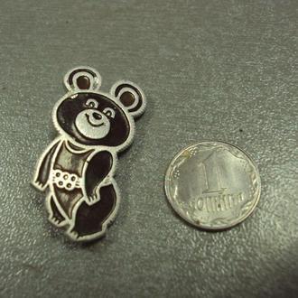 олимпиада москва 1980 олимпийский мишка №1877
