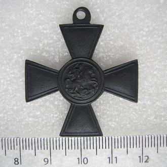 Георгиевский крест без степенной,частник