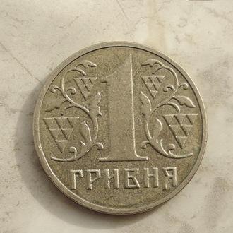 1 гривна Украина 2003 год 1АД2 (445)