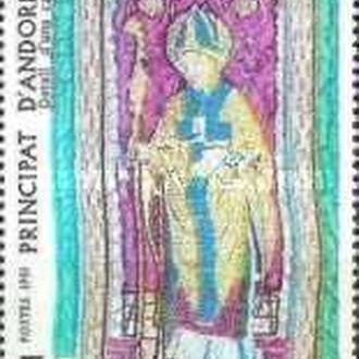 Андорра фр. 1981 Искусство