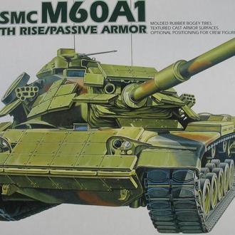 Сборная модель танка M60A1with rise/passive armor 1:35 Academy