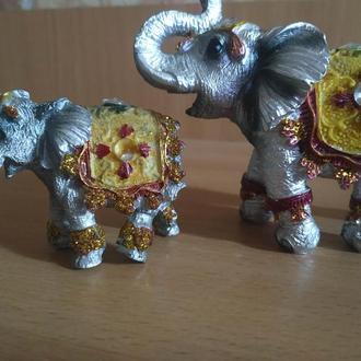 Набор индийских слоников