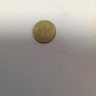 ПОЛЬША, 1 грош 2011
