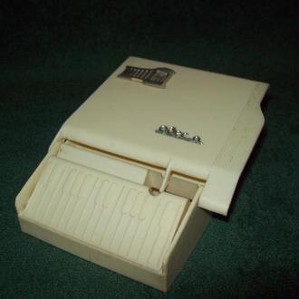 Сигаретница папиросница Пианино рояль СССР