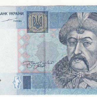 Украина 5 гривен 2004 Тигипко. нечастая