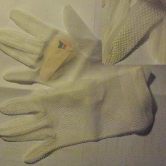 СССР перчатки полиамидные размер 9 1986 г.