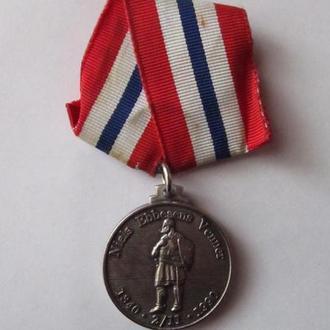 медаль европа