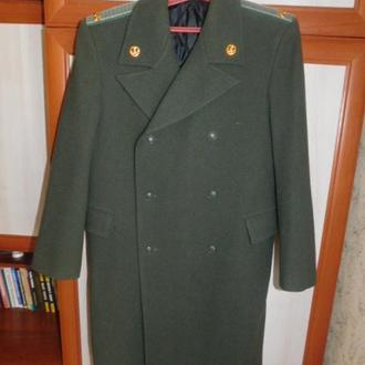 Пальто офицерское, Украина.