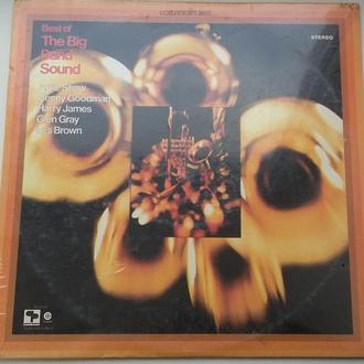 VARIOUS  Best Of The Big Band Sound   LP Sealed/VG-