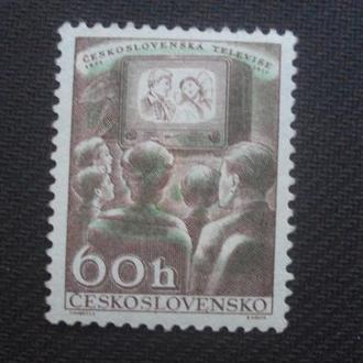 ЧССР 1957 негаш.