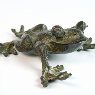 Статуэтка бронзовая Лягушка