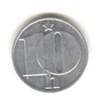 10 геллеров 1976