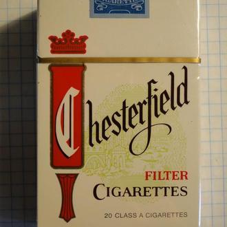 Сигареты Chesterfield