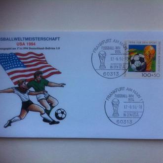 футбол ЧМ 1994 Германия КПД
