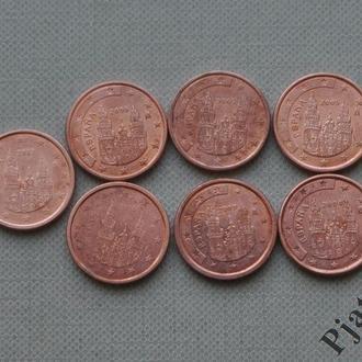 1 цент Испания