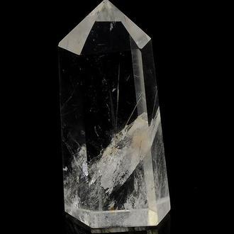 Кристалл из горного хрусталя