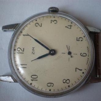 часы Зим Победа интересная модель ранние сохран 24067