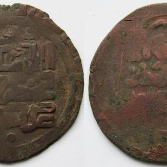 Чингиз Хан. АЕ дирхем. Балх. 1221 АD