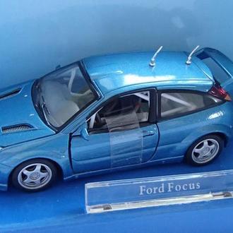 Cararama Ford Focus WRC MkI 1/43
