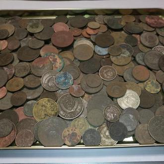 Мегалот. Свыше 300 копаных монет СССР Реформа+Дореформа