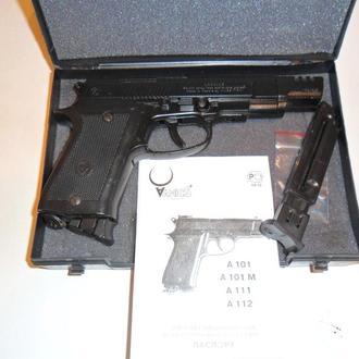 Пневматический пистолет Аникс 101М (магнум)