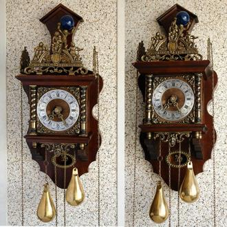 Настенные Заанские Zaans часы 1965 Голландия