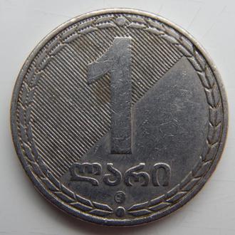 Грузия 1 лари 2006г.