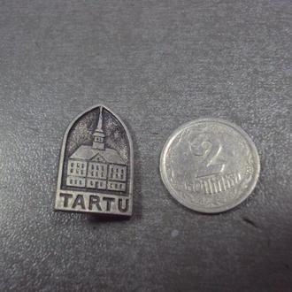 знак эстония тарту архитектура №13564
