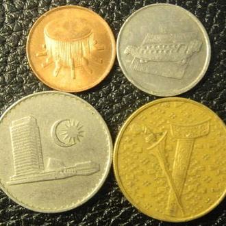 Монети Малайзії