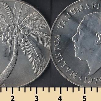 САМОА 1 ТАЛА 1974